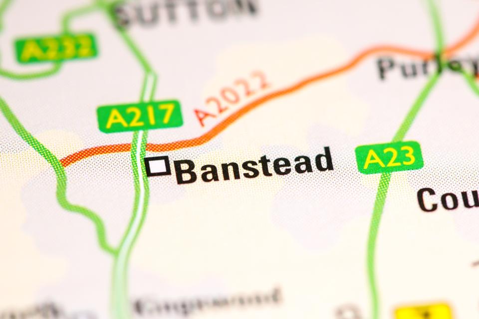 En-suite and wet rooms Banstead